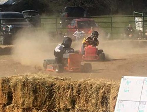 SawBlade.com's Zimmerman Posts Lone Star Mower Racing Association Triumph in New Division