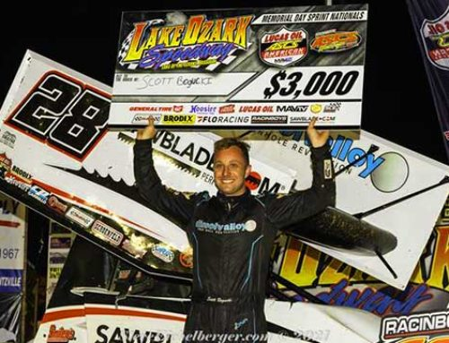 Bogucki Leads SawBlade.com Supported Team to Second Straight ASCS National Tour Win