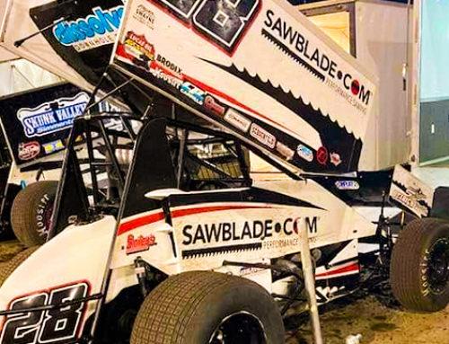 Bogucki Leads SawBlade.com Sponsored Team Into ASCS Sprint Week